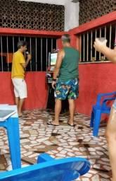 Aluguel de karaokê/jukebox