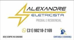Eletricista Profissional  Residencial e Predial