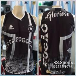 Camiseta Regata do Botafogo