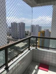 DS.:Alugo 3 quartos no Edf Green Ville, vista Mar