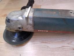 Vendo Esmerilhadeira Lixadeira Angular usada Bosch 220v Profissional Industrial