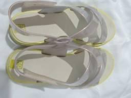 Sandália da zaxy n 37