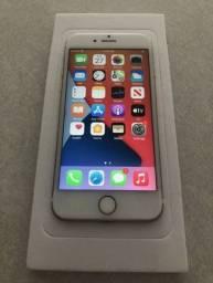 iPhone 7 128 GB desbloqueado com nota fiscal novíssimo