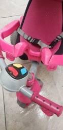 Vendo carrinho de passeio de criança e  ótimas condições