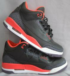 Nike Air Jordan 3 Crimson Retro