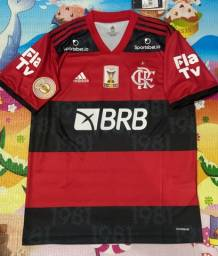 Novas camisas do flamengo 21/22