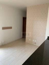 Apartamento com 3 dormitórios para alugar, 68 m² por R$ 1.000,00/mês - Vila Dona Auta - Ri