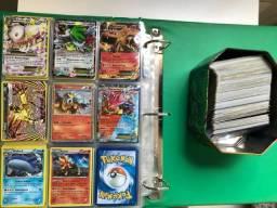 Álbum de cartas de Pokémon