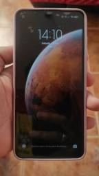 Redmi Xiaomi Note 9 - 3 meses de uso, na caixa com nota fiscal