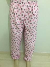 Calça de Pijama - Rosa