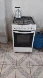 Vendo fogão, em estado estável