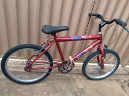 Bicicleta infantil aro 20 linda demais
