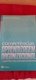 Livro Competências, Aprendizagem Organizacional e Gestão do Conhecimento