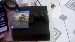 Vendo PS4 ou troco em Xbox One