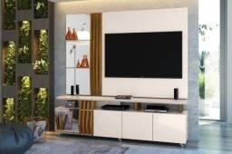 """Home Bello Tropical Para Tv até 55"""" - Entrega Rápida"""