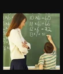 Aula particular de matemática 1° ao 9° ano