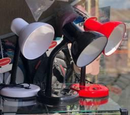 Luminária de mesa  Entrega Grátis  dependendo região