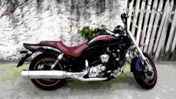 Moto kasinski miragem 650cc