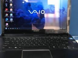 Notebook Sony Vaio Core i7 8gb Hd Ssd