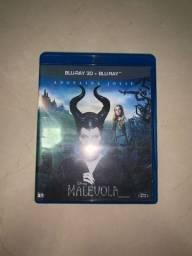 DVD Blu-ray 3D Malévola