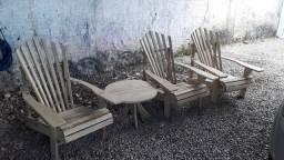 Cadeiras de descanso sob encomenda