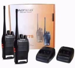 Radio Comunicador Baofeng Bf-777s  + Fone