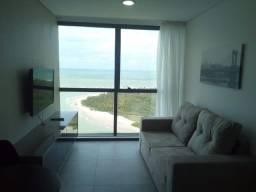 Alugo flat mobiliado a beira mar em Barra de Jangada, 20º andar!