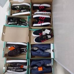 Tênis Nike adidas Vans