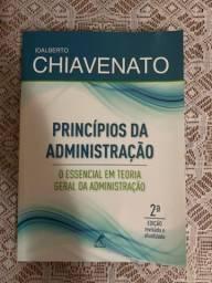 Livros da faculdade de administração