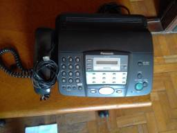Fax/Telefone Panasonic KX - FT907. Secretária eletrônica