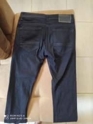 Calça Vocabulário Jeans