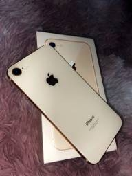 iPhone 8 Dourado 128GB