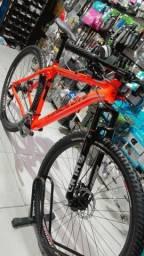 Bicicleta aro 29 Absolute Nero kit shimano