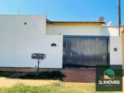 Casa para aluguel, 2 quartos, 1 vaga, Jardim Novo Aeroporto - Três Lagoas/MS