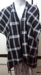 Kimono de lã produto novo de loja!