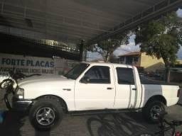 Ranger diesel xlt 4x2, - 2000
