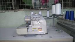 Máquina de constura Interloque industrial