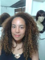 MEGA HAIR afro