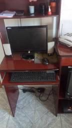 Mesinha de Computador com gaveta