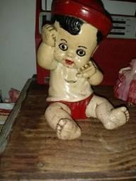 Antigo boneco de vinil anos 70