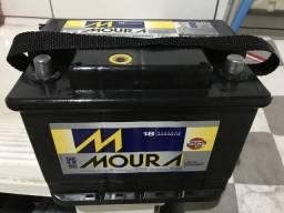 Bateria MOURA 60Ah Free (seminova)
