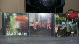 CDs do racionais mcs.e 50cent