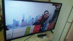 TV LG smart wi-fi 43 polegadas webos