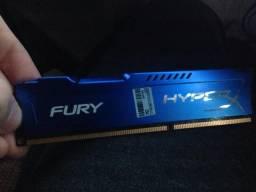 HyperX Fury 4GB RAM (ddr3)