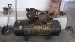 Compressor schulz 18 pes 200 lt