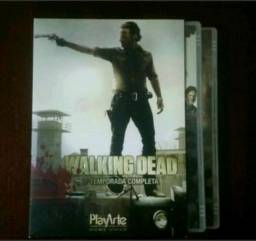DVD The Walking Dead 3a Temporada Completa