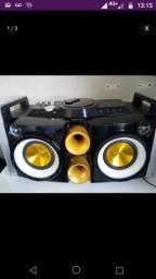 Philips FWP2000 Hi-fi system