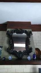 Espelho com Luminária