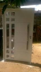Portas, portões, grades e janelas