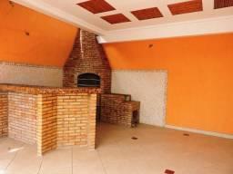 Casa Duplex 2 quartos, gar, espaço gourmet, área externa- Jardim São Jão/M.Castelo